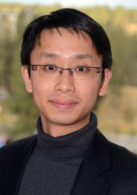 Assistant Professor Eric Li